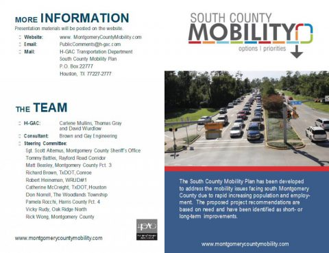 South County Mobility Study