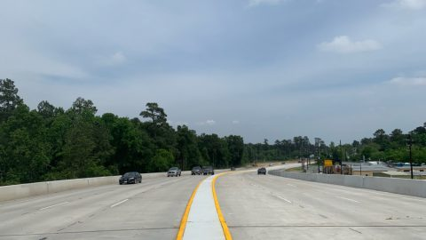 All lanes now open on Rayford Road