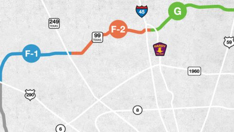 Grand Parkway Information