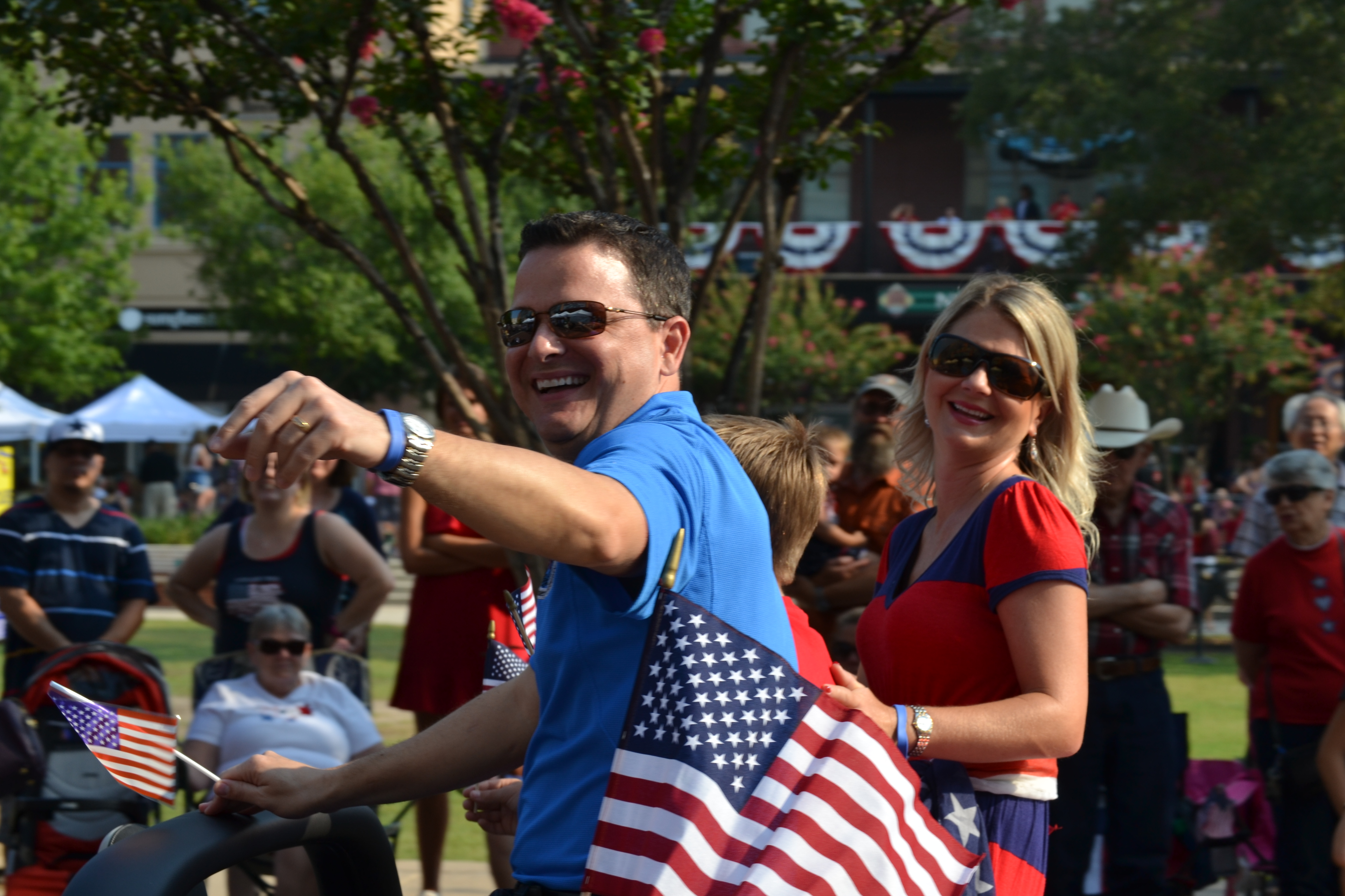 Fourth of July | Commissioner James Noack