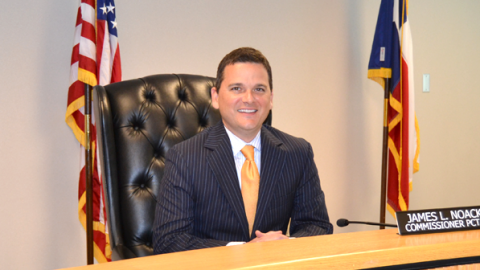 Noack seeks relief for taxpayers through homestead exemption, legislative efforts