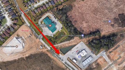 Birnham Woods Drive improvement project to begin early February