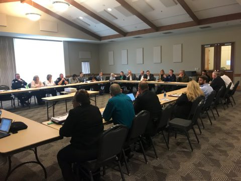 Judge Doyal, Commissioner Noack discuss Harvey recovery action plan with state, local officials
