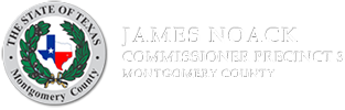 Commissioner James Noack | Montgomery County precinct 3