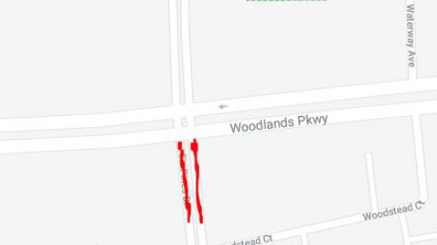 Weekend closure scheduled for Six Pines Drive