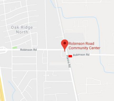 Hanna road closure at Robinson Road set for Thursday